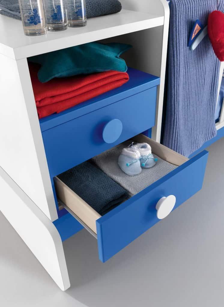 βρεφικό δωμάτιο baby102 colombini κούνια μωρού (3)