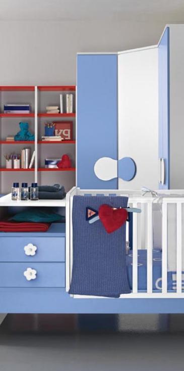 βρεφικό δωμάτιο baby102 colombini κούνια μωρού (4)