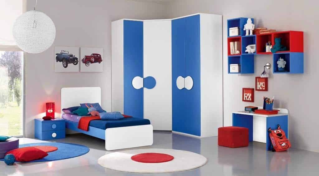 βρεφικό δωμάτιο baby102 colombini μετατροπή σε παιδικό
