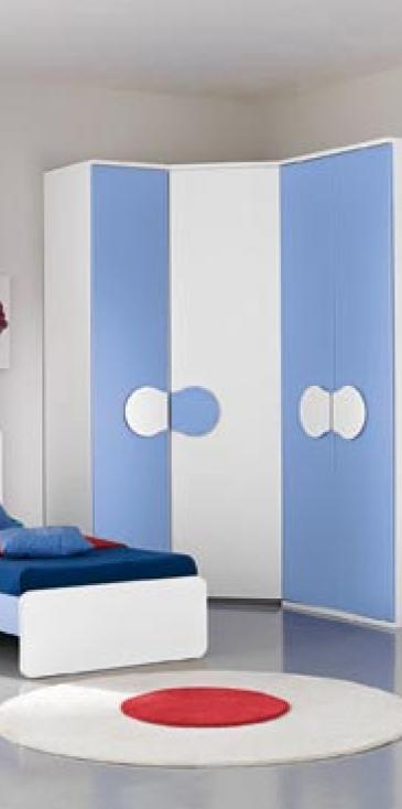 βρεφικό δωμάτιο baby102 colombini ντουλάπα