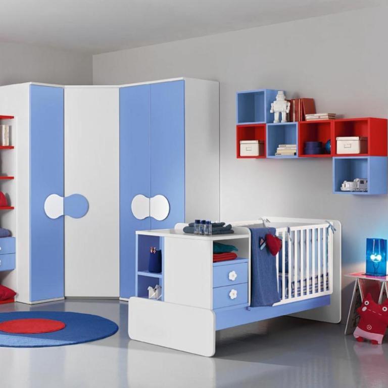 βρεφικό δωμάτιο baby102 colombini