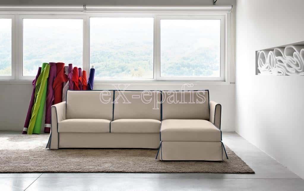 καναπές γωνιακός με κρεβάτι gauss penisola nocits (1)