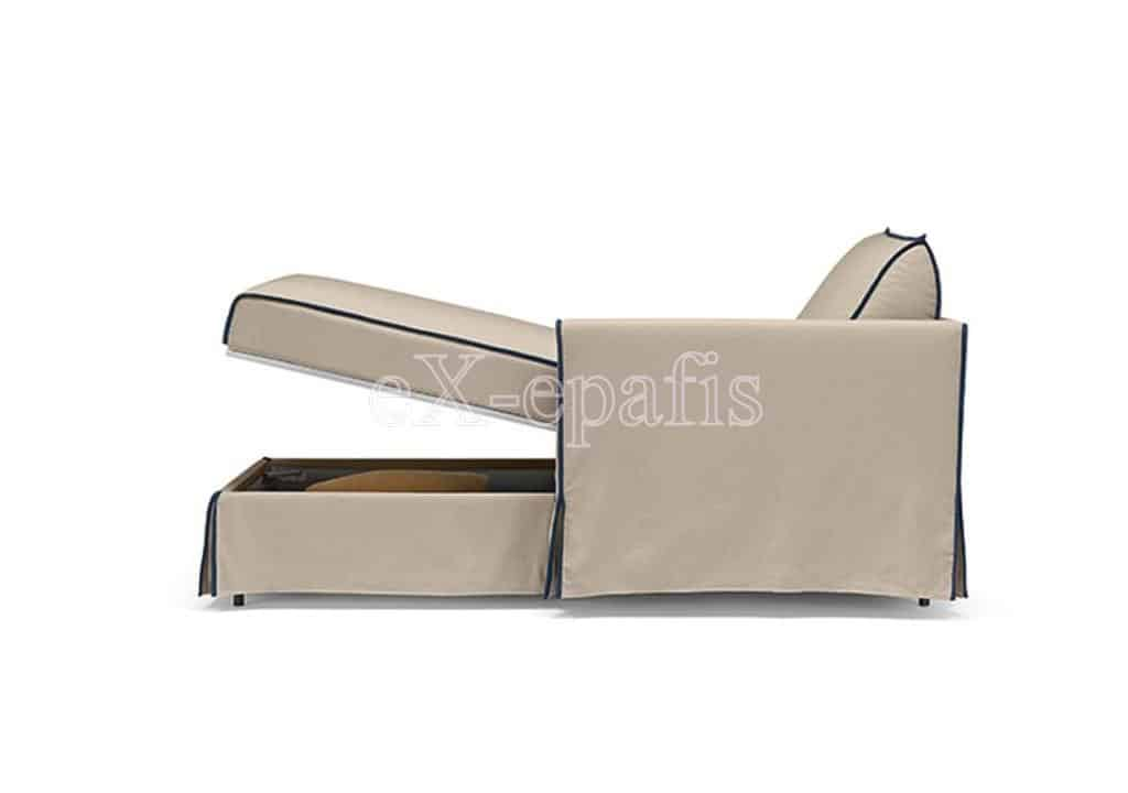 καναπές γωνιακός με κρεβάτι gauss penisola nocits (2)