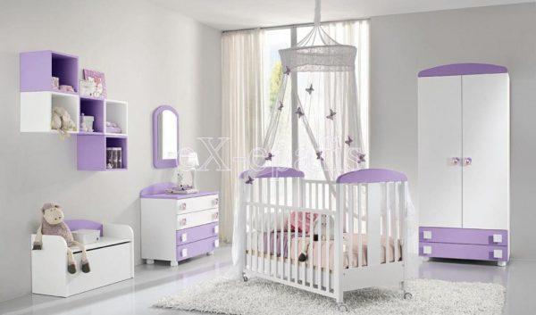 baby104 colombini βρεφικό δωμάτιο σετ