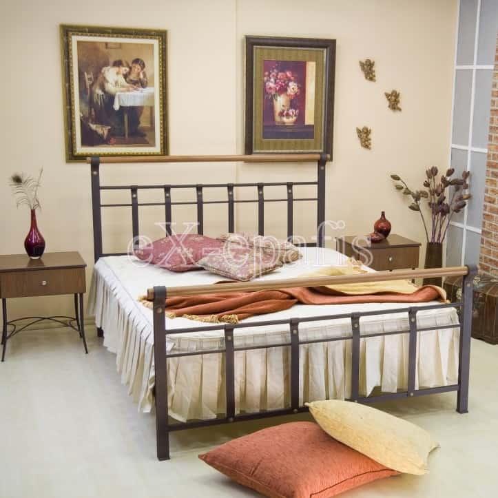 μεταλλικό κρεβάτι ευτέρπη 107 (1)