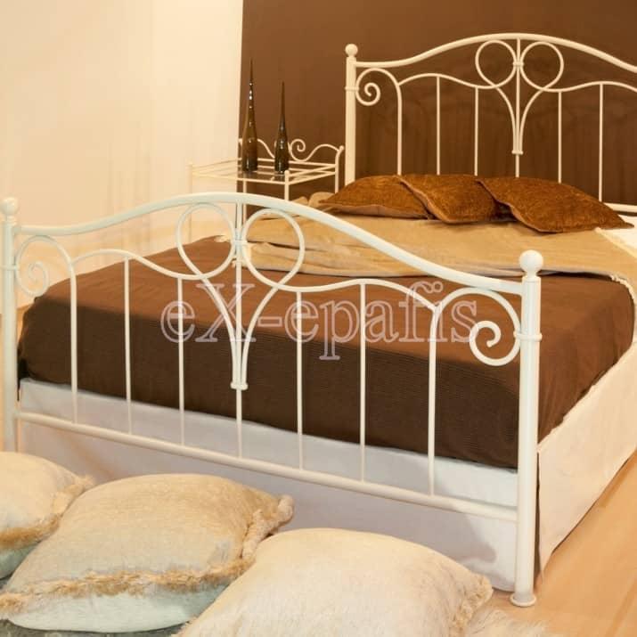 μεταλλικό κρεβάτι ρωξάνη 134 (1)
