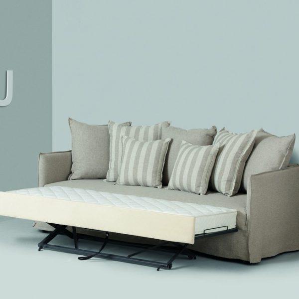 Καναπές Κρεβάτι Duo Linea Strom