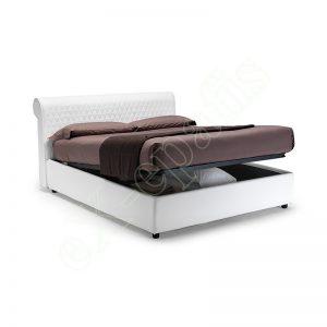 Κρεβάτι Brooklin Eco Italy - Με Αποθηκευτικό