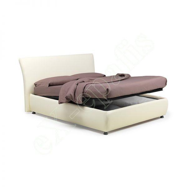 Κρεβάτι Dallas Eco Italy - Με Αποθηκευτικό