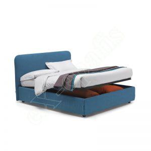 Κρεβάτι Emily Eco Italy - Με Αποθηκευτικό
