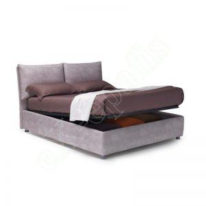 Κρεβάτι Luna Eco Italy - Με Αποθηκευτικό