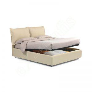 Κρεβάτι Melany Eco Italy - Με Αποθηκευτικό