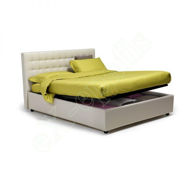 Κρεβάτι Venere Eco Italy - Με Αποθηκευτικό