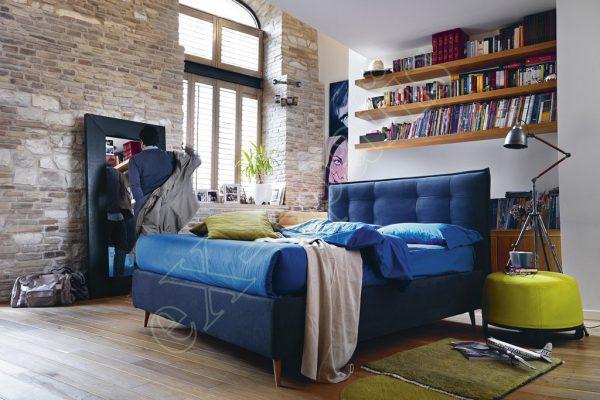 Κρεβάτι Bob Capitonne Noctis