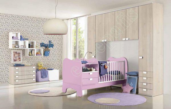 Baby Room Colombini Golf B105