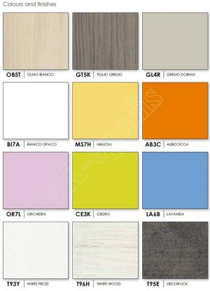colombini target colors