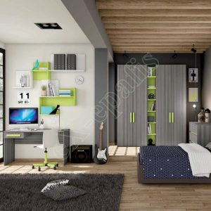 Young Bedroom Colombini Target C101