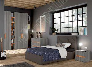 Young Bedroom Colombini Target C101