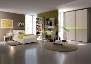 Young Bedroom Colombini Target C105