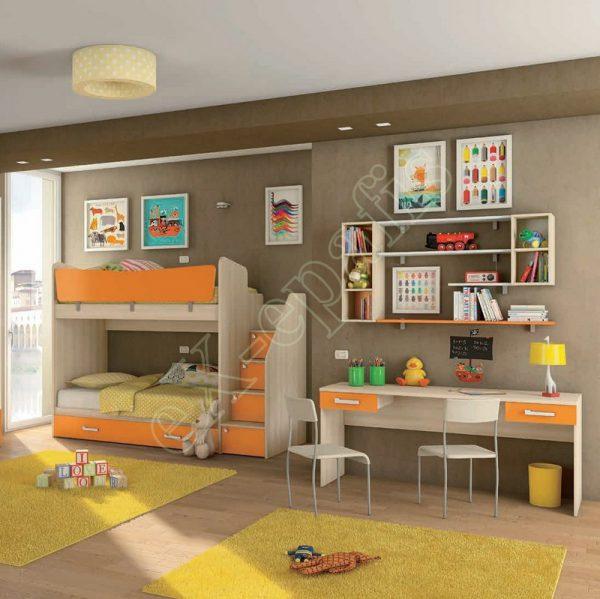 Young Bedroom Colombini Target C106