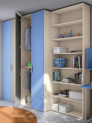 Young Bedroom Colombini Target C107