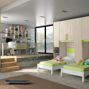 Young Bedroom Colombini Target P101