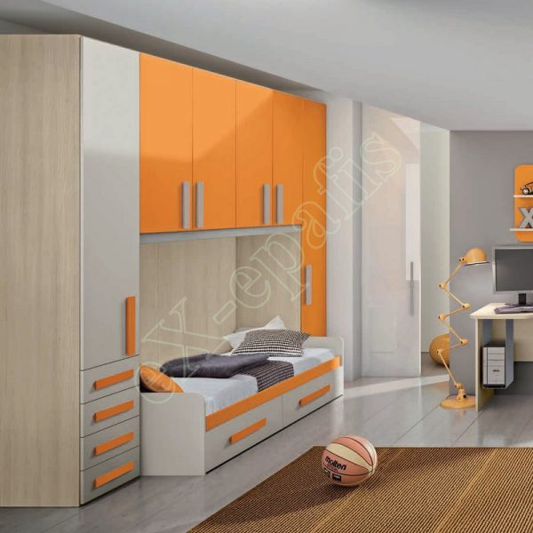 Young Bedroom Colombini Target P105