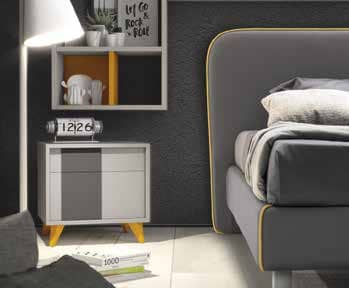 Young Bedroom Colombini Golf Y103
