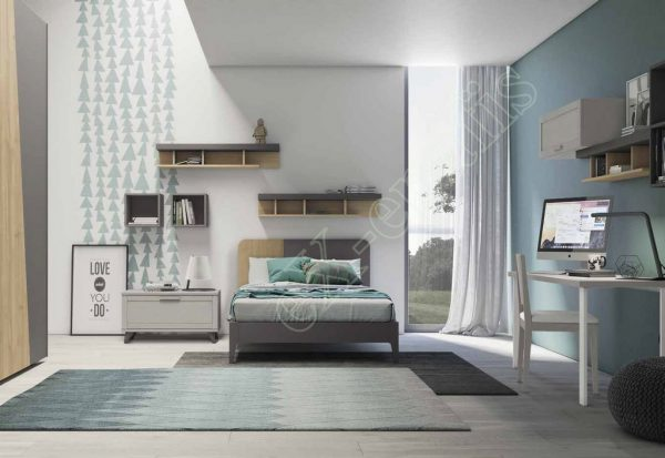Young Bedroom Colombini Golf Y105