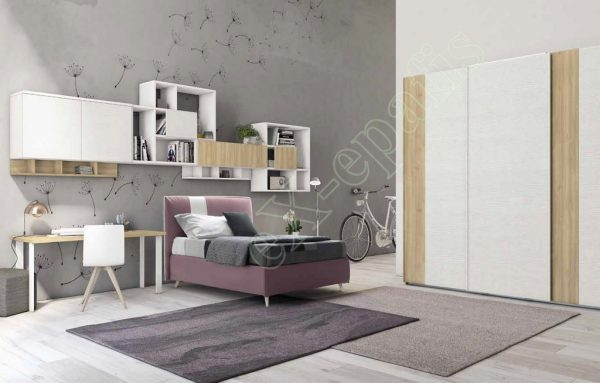 Young Bedroom Colombini Golf Y106