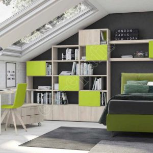 Young Bedroom Colombini Golf Y107