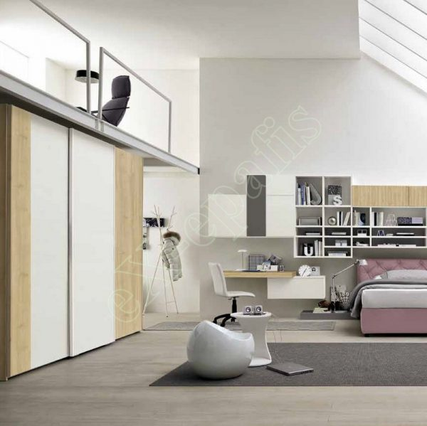 Young Bedroom Colombini Golf Y118
