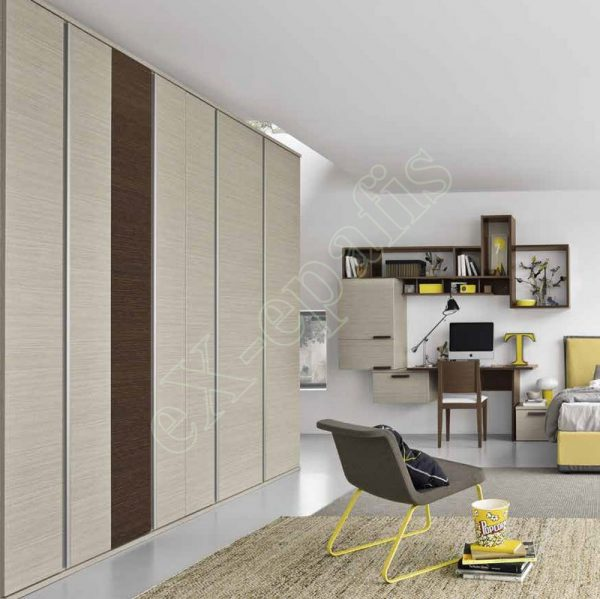 Young Bedroom Colombini Golf Y121