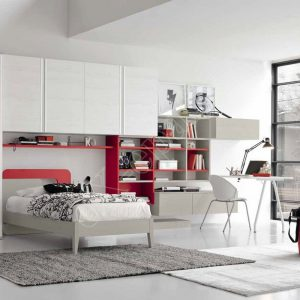 Young Bedroom Colombini Golf Y123