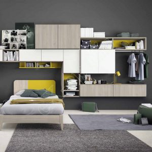 Young Bedroom Colombini Golf Y125