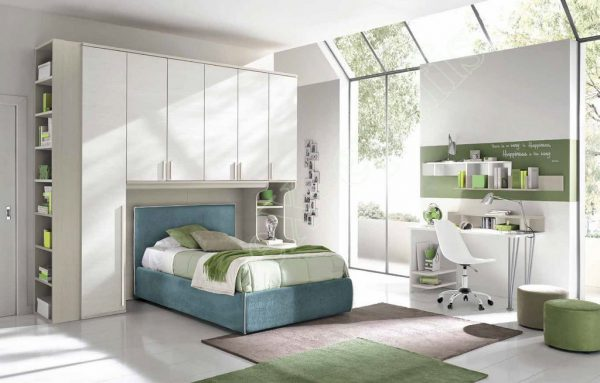 Young Bedroom Colombini Golf Y134