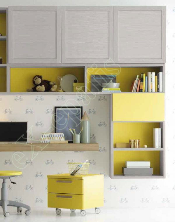 Kids Bedroom Colombini Golf C101