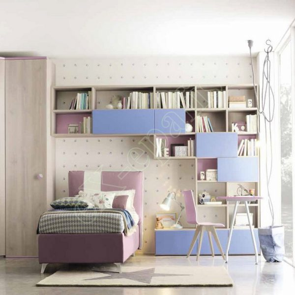 Kids Bedroom Colombini Golf C102