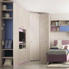 Kids Bedroom Colombini Golf C102