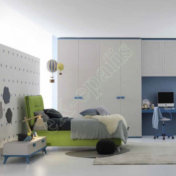 Kids Bedroom Colombini Golf C103