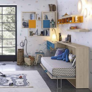 Kids Bedroom Colombini Golf C104