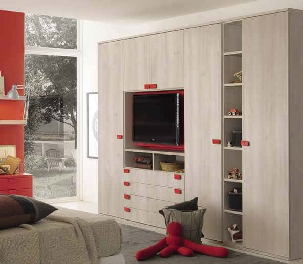 Kids Bedroom Colombini Golf C106
