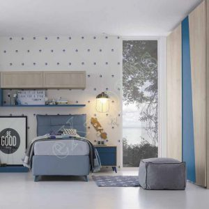 Kids Bedroom Colombini Golf C108