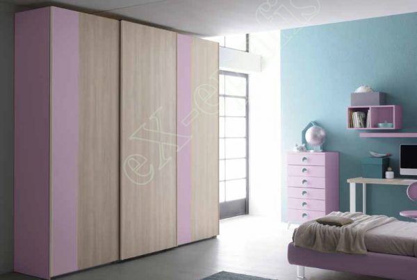 Kids Bedroom Colombini Golf C109