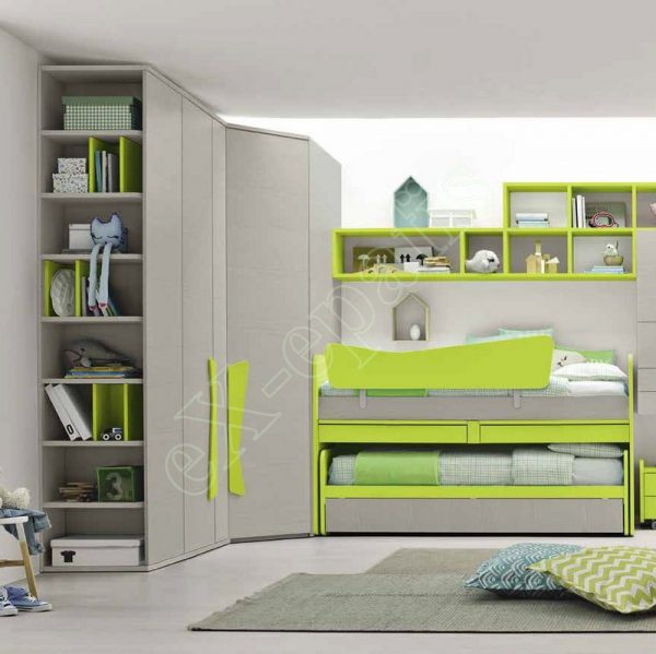 Kids Bedroom Colombini Golf C110