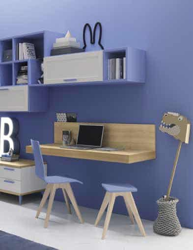 Kids Bedroom Colombini Golf C111