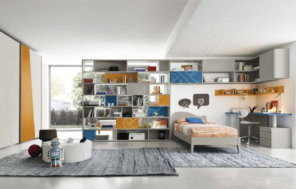 Kids Bedroom Colombini Golf C113
