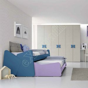 Kids Bedroom Colombini Golf C116