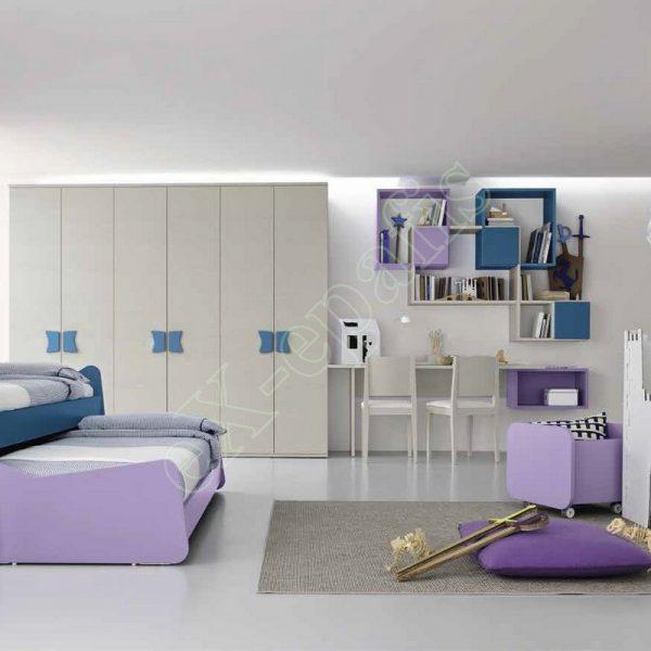 Kids Bedroom Colombini Golf C116