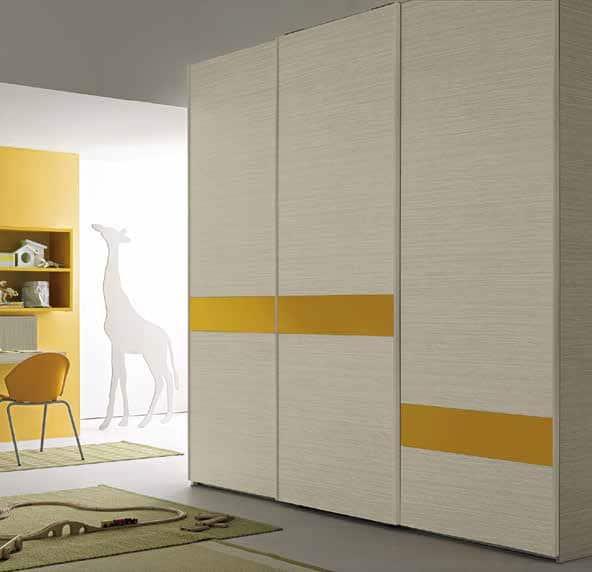 Kids Bedroom Colombini Golf C117
